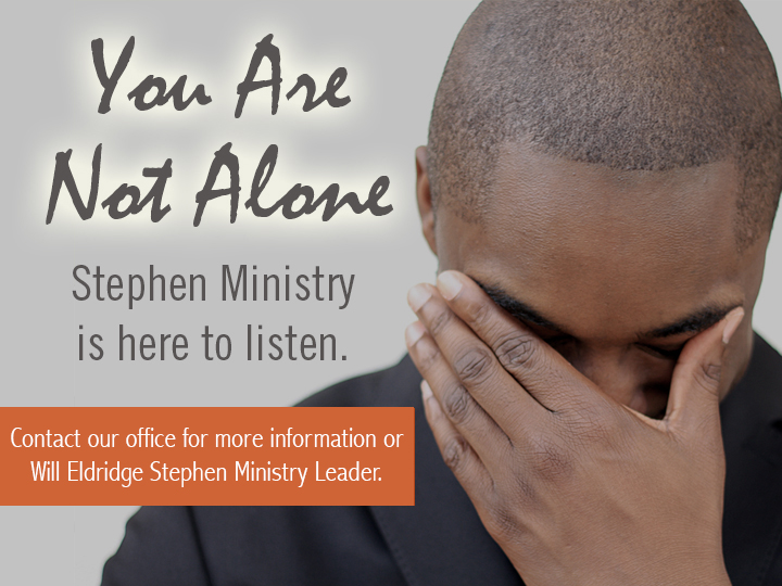 Stephen Ministry Contact